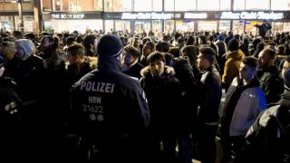 Cologne Police Attacked for 'Racial Profiling' During New Year's Eve Security Operation