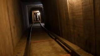 Mexico-California Tunnels Reopened
