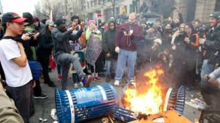 Law Professor: Felony Rioting Charges Could Provide Genuine 'Deterrent Effect' on Future Anarchists