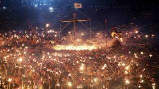 Scotland Celebrates Viking Roots at Up Helly Aa Fire Festival