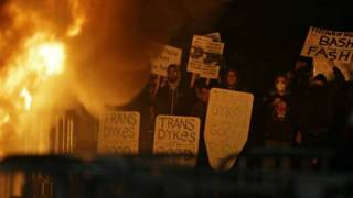 'Refuse Fascism' Group Behind Berkeley Riot Received $50k from George Soros