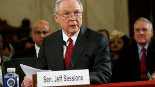 Senate Confirms Jeff Sessions for Attorney General