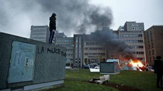 "France: Nonwhite Riots over False ""Police Rape"""