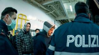 Mob of North African Migrants Causes Midnight Riot Aboard Italian Ferry