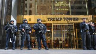 Laptop With Trump Tower Floor Plans, Hillary Email Investigation Info Stolen From Secret Service Agent