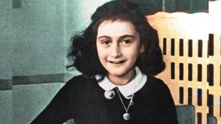 Now you can 'chat' with an Anne Frank robot
