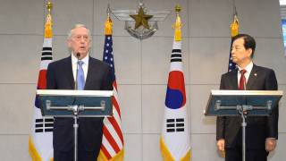Defense Sec. James Mattis: North Korea 'Has Got to Be Stopped'