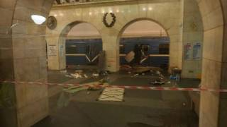 St. Petersburg Bombing: Ten Killed, Dozens Injured