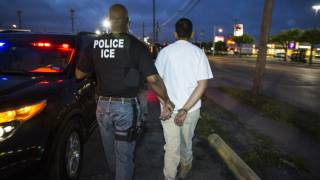 ICE Detains 367 Illegals in One Week