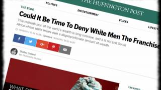 Huffington Post Writer Suggests Stripping Men of Voting Rights