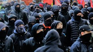 ANTIFA is Part of a Massive Anti-White Network