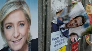 The Key Issues That Divide Le Pen and Macron
