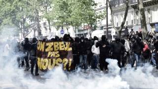 Paris: Anarchists Riot, Police Attacked