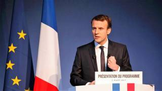 France Warns Media Not to Publish Hacked Macron Emails