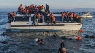 Europe: Only 13% of Asylum Seekers in March from Syria
