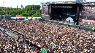 German Music Festival to Resume after Thousands Evacuated