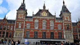 Eight Injured in Suspicious Incident Involving a Car at Amsterdam Railway Station