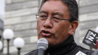 Execute Chinese drug dealers - Harawira