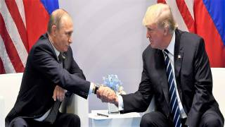 G20: Trump and Putin Hold First Face-to-Face Talks