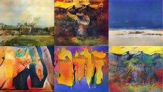 Artificially Intelligent Painters Invent New Styles of Art