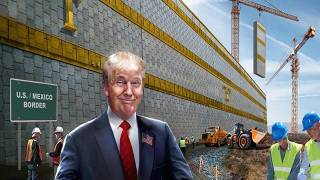 Bill Allocates $1.6 Billion for Trump's Border Wall