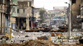 Massacre of Mosul Revealed