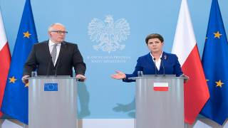 The Truth About EU-Poland Row