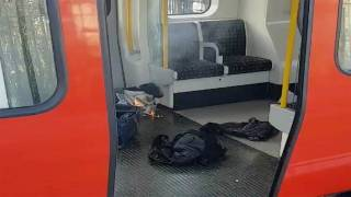 Police Call London Subway Fire a 'Terrorist Incident'
