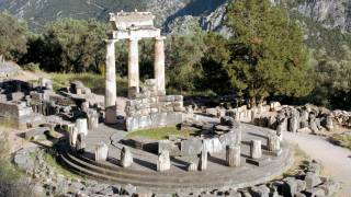 Did Ancient Greeks Worship Earthquakes? Sacred Sites Built on Fault Lines