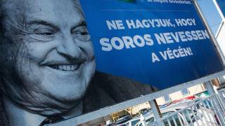Hungary set for fresh anti-Soros Blitz