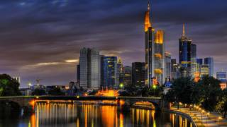 Germans are now a Minority in Frankfurt