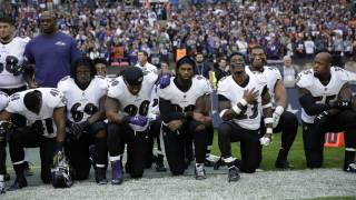 Trump Incorrectly Claims NFL Protests Are Unrelated to Race