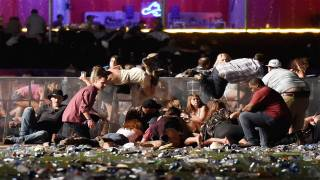 Las Vegas Shooting Leaves at Least 50 Dead, More Than 400 Injured