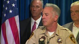 Las Vegas Sheriff Suggests Paddock Didn't Act Alone