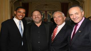 Visitor Records: Harvey Weinstein Visited Obama White House 13 Times