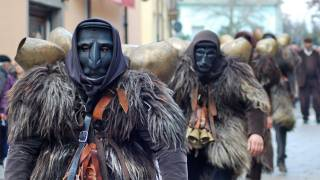 Inside an Ancient Pagan Ritual that Makes Men Become Monsters