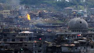 Philippines Declares Marawi Clear of Militants