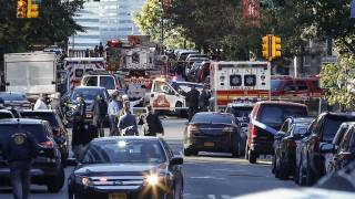 At Least 6 Dead in Attack in Lower Manhattan
