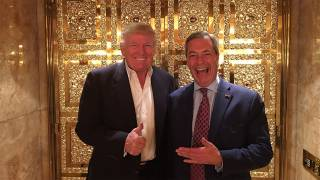 Farage: 'Jewish Lobby' has Disproportionate Power in the US
