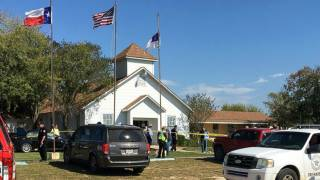 At Least 27 Dead, 27 Injured in Texas Church Shooting