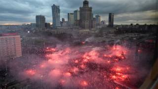 Polish Nationalist Youth March Draws Thousands