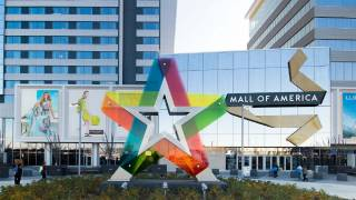 Two Stabbed at Minnesota's Mall of America; Man in Custody
