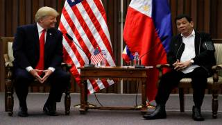 Trump, Duterte Strike Up a Friendship