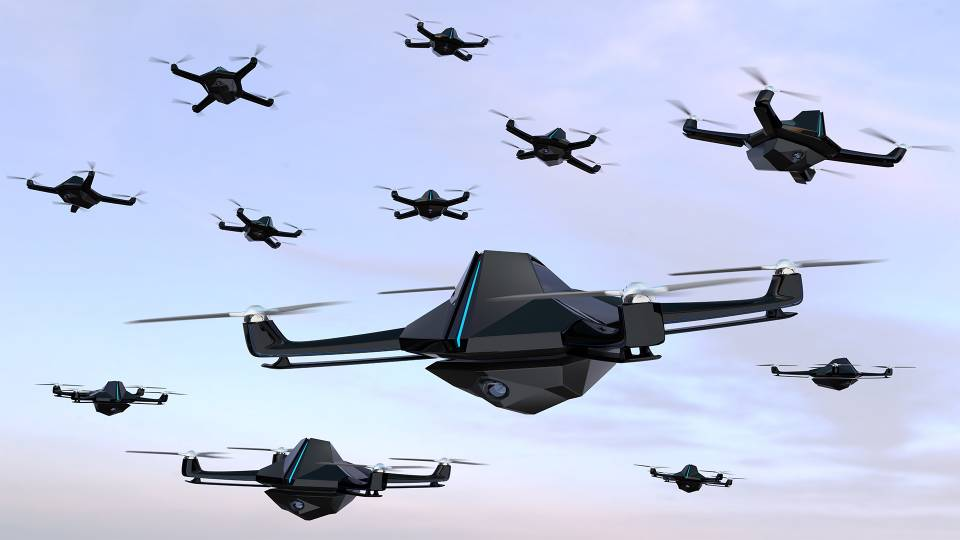 Droneswarmcover Robots Kill Scientists