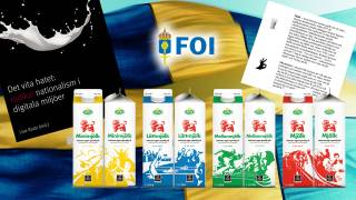 "Swedish Total Defense Research Institute Report On ""White Hatred"" Lists Milk As Hate Symbol"