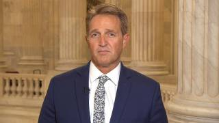 'We are Toast!': Jeff Flake is Caught on Hot Mic Roasting Trump and Roy Moore