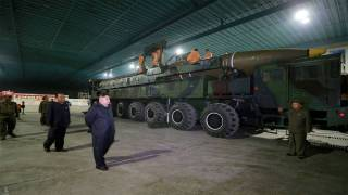 North Korea Test-Fires Highest Missile Yet After Two-Month Hiatus