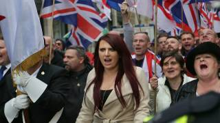 President Donald Trump Retweets Britain First Deputy Leader Jayda Fransen