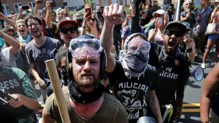 FBI Director: We're Investigating Antifa-Linked Individuals for Terrorism