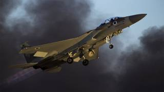Israeli Warplanes Launch Airstrike Near Damascus